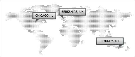 Different datacenter locations