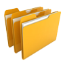 A drag 'n' drop File Manager